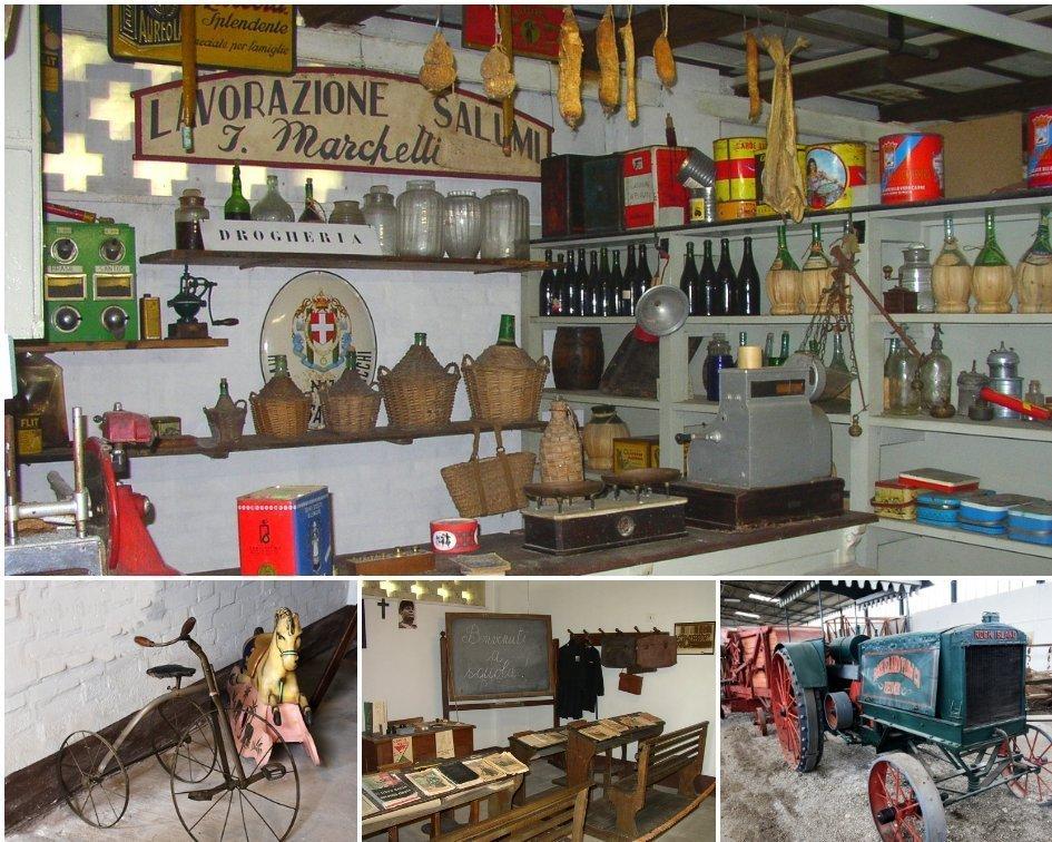 museo civiltà contadina ferrara
